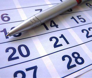 Date et ordre du jour de la prochaine réunion