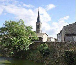 L'Église de Cherveux